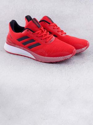 Кроссовки красные | 5643745