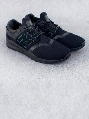 Кроссовки черные | 5643785