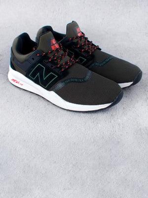 Кросівки кольору хакі   5643787