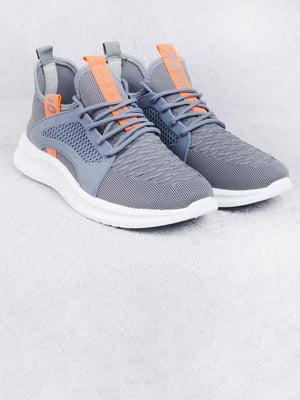 Кросівки сірі | 5643856
