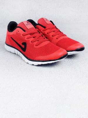Кроссовки красные | 5643870