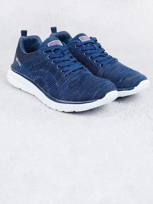 Кроссовки синие | 5643872