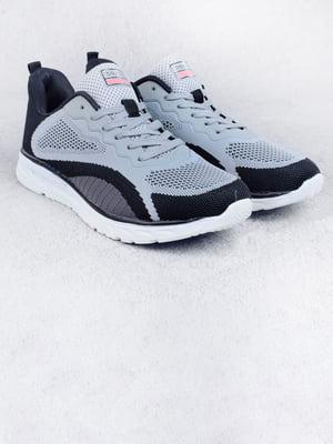 Кросівки сірі | 5643875