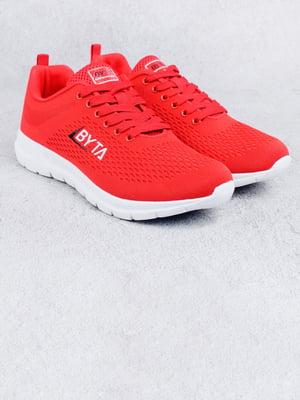 Кроссовки красные | 5643876