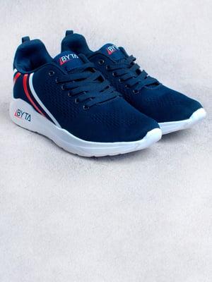 Кроссовки синие | 5643880