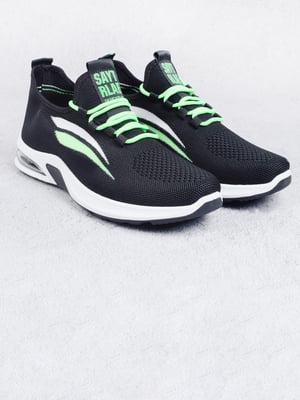 Кроссовки черные | 5643903