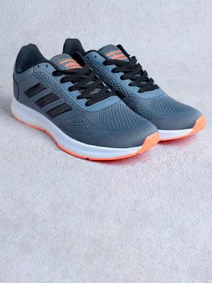 Кросівки сірі | 5643990