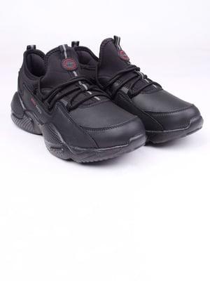 Кроссовки черные | 5644845