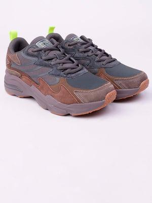 Кроссовки коричневые | 5644912