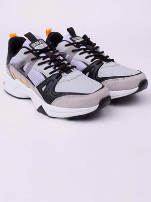 Кроссовки серые | 5644930