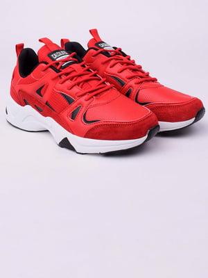 Кроссовки красные | 5644931