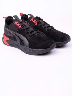 Кроссовки черные | 5644939