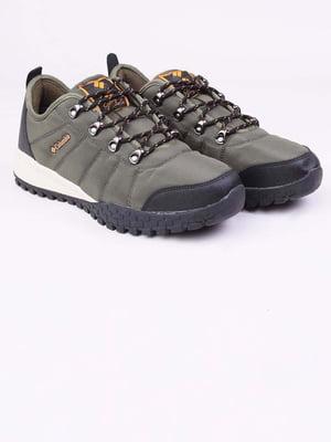 Кросівки кольору хакі   5645026