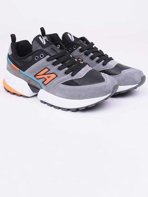 Кросівки сірі | 5645029