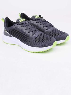 Кросівки сірі | 5645053