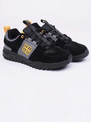 Кроссовки черные | 5645065