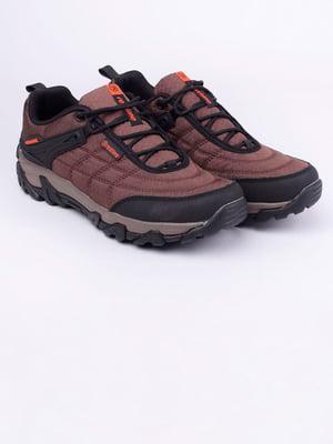 Кроссовки коричневые | 5645681