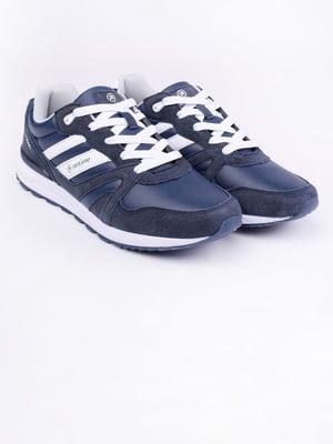 Кроссовки синие | 5645686