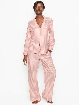 Пижама: рубашка и штаны | 5665157
