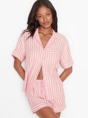 Пижама: рубашка и шорты | 5665162