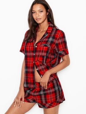 Піжама: сорочка і шорти | 5665169