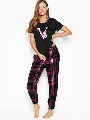 Піжама: футболка і штани | 5665170