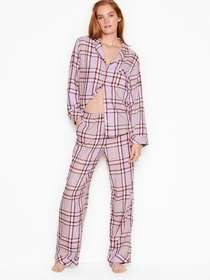 Піжама: сорочка і штани | 5665173