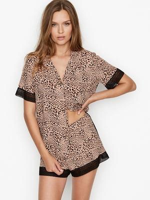 Пижама: рубашка и шорты   5665174