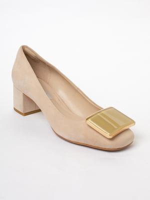 Туфли цвета пудры - Clarks - 5663432