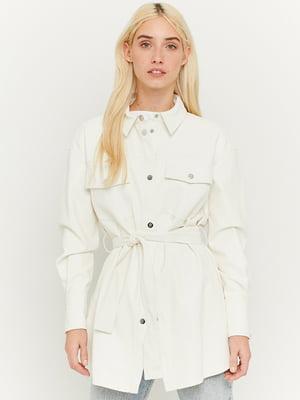 Куртка біла | 5666441