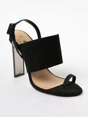 Босоніжки чорні | 5663450