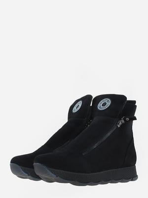 Ботинки черные | 5635844