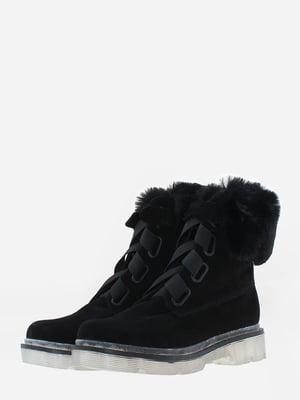 Ботинки черные | 5635845