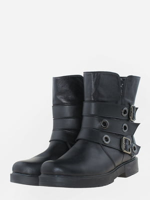 Ботинки черные | 5656158
