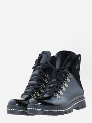 Ботинки черные | 5656161