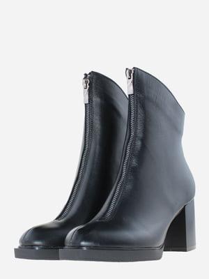 Ботинки черные | 5656162