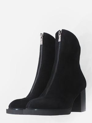 Ботинки черные | 5656163