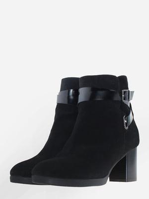 Ботинки черные | 5656164