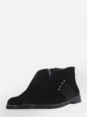Ботинки черные | 5656166