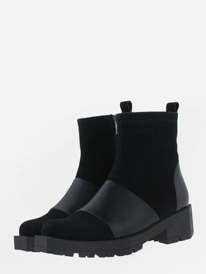 Ботинки черные | 5656167