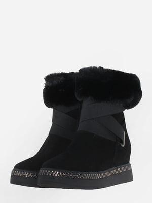 Ботинки черные | 5656172