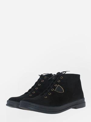 Ботинки черные | 5656173
