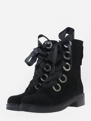 Ботинки черные | 5656174