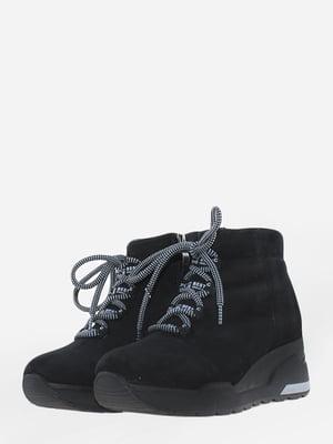 Черевики чорні | 5662901