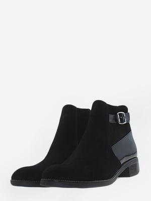 Черевики чорні | 5662904
