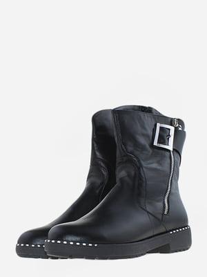 Черевики чорні | 5662913