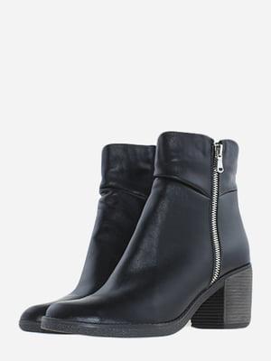 Ботинки черные   5662914