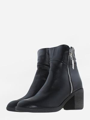 Ботинки черные   5662915