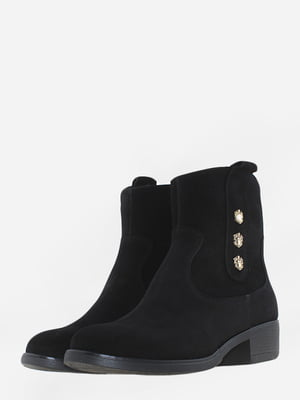 Ботинки черные   5662920