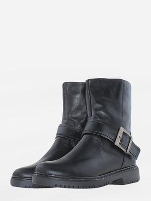 Ботинки черные   5662923